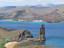 Isla de Bartolome Imagenes de archivo