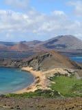 Isla de Bartolome Imagen de archivo libre de regalías