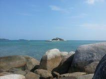 Isla de Belirong Foto de archivo
