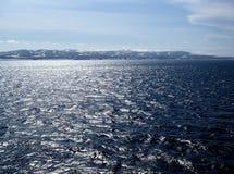 Isla de Bering el mar de Bering, comandante Islands Imágenes de archivo libres de regalías