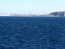 Isla de Bering el mar de Bering, comandante Islands Fotografía de archivo