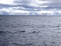 Isla de Bering el mar de Bering, comandante Islands Fotos de archivo libres de regalías