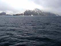 Isla de Bering el mar de Bering, comandante Islands Foto de archivo libre de regalías