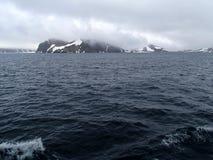 Isla de Bering el mar de Bering, comandante Islands Fotografía de archivo libre de regalías