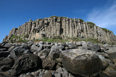 Isla de Besalt Foto de archivo