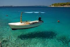 Isla de Brac en Croatia Imagen de archivo