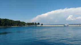 Isla de Brijuni Fotos de archivo libres de regalías