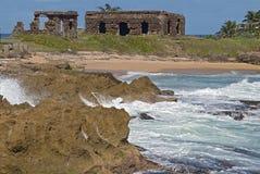 Isla De Cabras, Toa Baj, Puerto Rico Obrazy Royalty Free