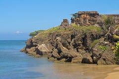 Isla De Cabras, Toa Baj, Puerto Rico Zdjęcia Royalty Free