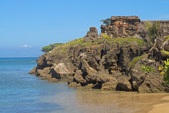 Isla de Cabras, Toa Baja, Puerto Rico Royalty Free Stock Photos