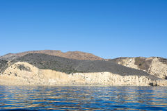 Isla de canal California Imagen de archivo