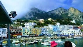 Isla de Capri Fotos de archivo