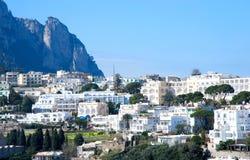 Isla de Capri Fotografía de archivo libre de regalías