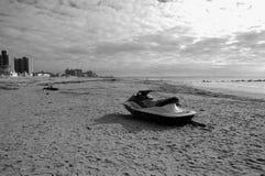 Isla de conejo después de la tormenta Foto de archivo libre de regalías