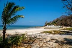 Isla de Contadora imagen de archivo
