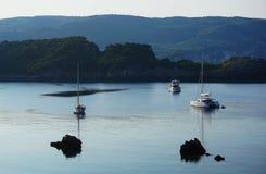 Isla de Corfú Foto de archivo libre de regalías