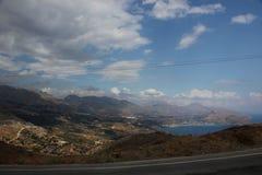 Isla de Crete Foto de archivo libre de regalías