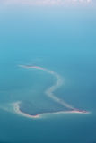 Isla de Cuba Imagen de archivo