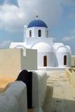Isla de Fira Santorini, Grecia Fotografía de archivo