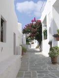 Isla de Folegandros, Grecia Foto de archivo