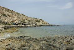 Isla de Formentera Imagenes de archivo