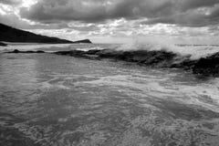 Isla de Fraser, la UNESCO, Australia Fotos de archivo libres de regalías
