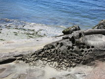 Isla de Gabriola A.C. Foto de archivo libre de regalías