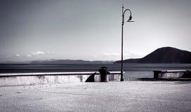 Isla de Giglio Imagenes de archivo