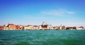 Isla de Giudecca, Venecia Fotografía de archivo libre de regalías