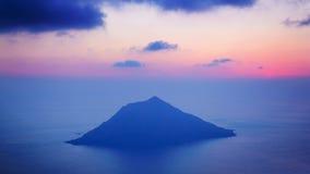 Isla de Hachijojima, Tokio, Japón almacen de metraje de vídeo