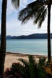Isla de Hamilton, Whitsundays foto de archivo