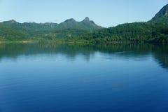 Isla de Hauhine imagen de archivo libre de regalías