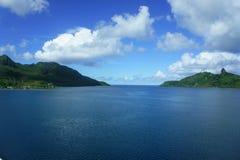 Isla de Hauhine foto de archivo
