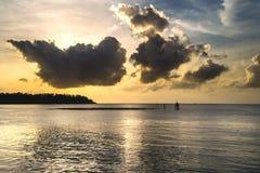 Isla de Havelock Fotografía de archivo