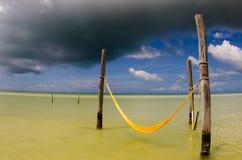 Isla de Holbox Fotos de archivo