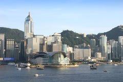 Isla de Hong-Kong imagen de archivo