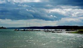 Isla de Hovedoya cerca de Oslo, Noruega Imagen de archivo libre de regalías