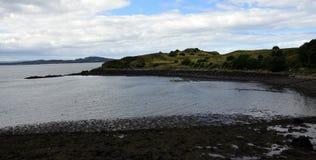 Isla de Inchcolm Fotografía de archivo