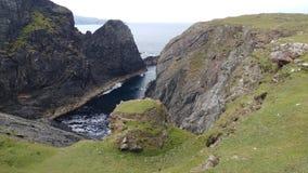 Isla de Inishbofin imagen de archivo