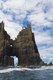 Isla de Inishnabro Imágenes de archivo libres de regalías