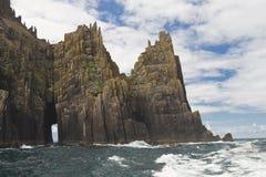 Isla de Inishnabro Foto de archivo