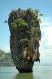 Isla de James Bond Imagenes de archivo