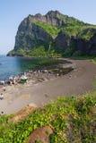 Isla de Jeju Fotografía de archivo