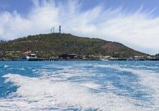 Isla 0257 de jueves fotos de archivo libres de regalías
