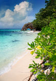 Isla de Kai Fotografía de archivo