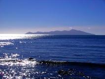 Isla de Kapiti Fotos de archivo libres de regalías