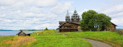 Isla de Kizhi Imagenes de archivo