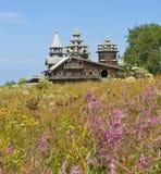 Isla de Kizhi Foto de archivo libre de regalías