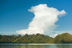 Isla de Komodo. Imágenes de archivo libres de regalías