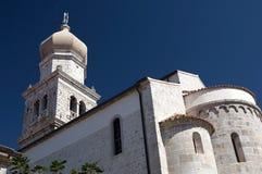 Isla de Krk, Croatia. Foto de archivo